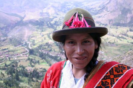 Portraits au Pérou 036