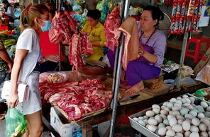 Les marchés du Cambodge