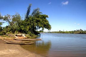 Tamatave et le canal des Pangalanes