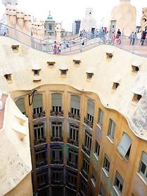 Casa Mila (Barcelone) 004