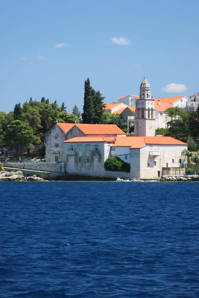Ile de Korcula (Croatie) 001