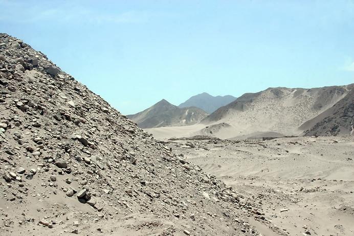 Site archéologique de Caral 003
