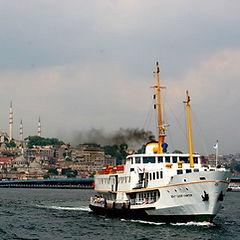 Bosphore, Corne d'Or & mer de Marmara