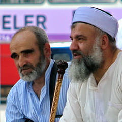 Portraits en Turquie
