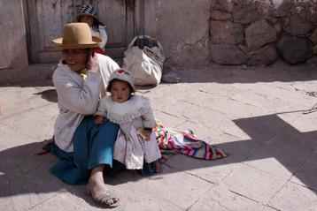 Portraits au Pérou 038