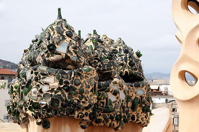 Casa Mila (Barcelone) 005