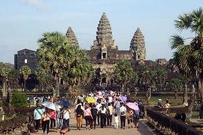 Ruines d'Angkor, Cambodge