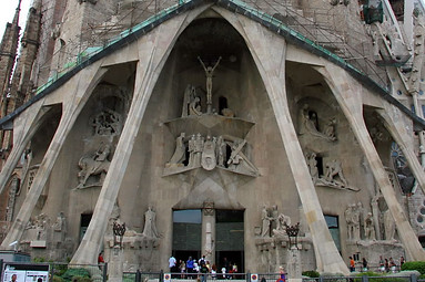 Sagrada Familia (Barcelone) 016