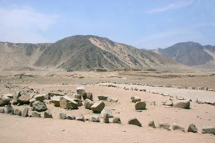 Site archéologique de Caral 011