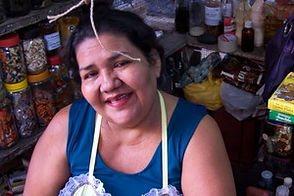 """Marché """"Indien"""" d'Iquitos"""
