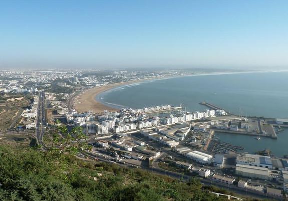 Maroc : Agadir 001