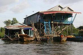 Lac Tonlé Sap, Cambodge