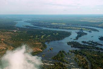 Chutes Victoria & fleuve Zambèze 014