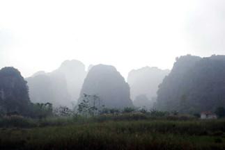 Ninh Binh, la baie d'Halong terrestre, Vietnam