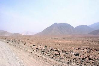 Site archéologique de Caral 018