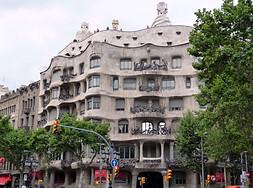 Casa Mila (Barcelone) 009