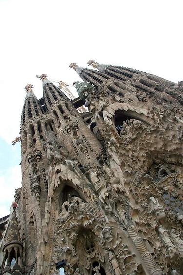 Sagrada Familia (Barcelone) 011