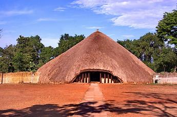 Palais des Rois de Buganda, Kampala