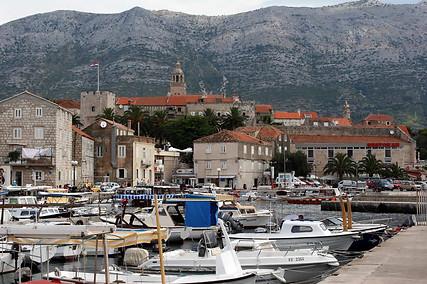 Ile de Korcula (Croatie) 007