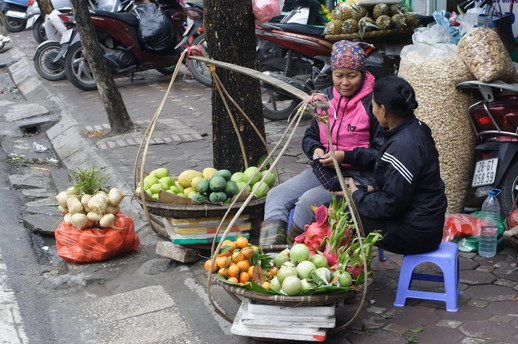 Balade à Hanoï