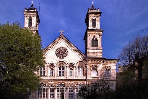Eglise orthodoxe grecque Sainte-Trinité