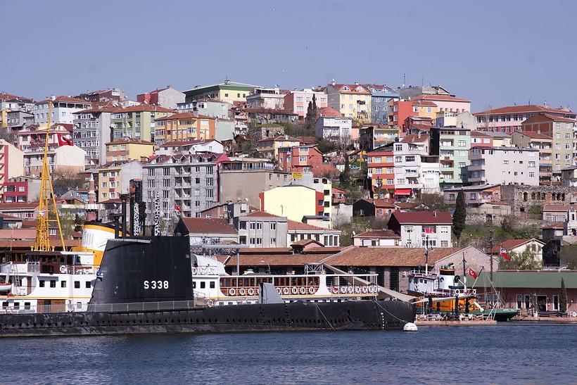 Istanbul : Bosphore, Corne d'Or et mer de Marmara