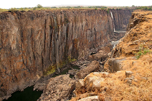 Chutes Victoria & fleuve Zambèze 009