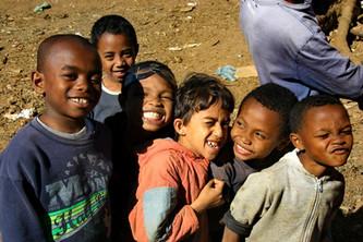 Madagascar : portraits