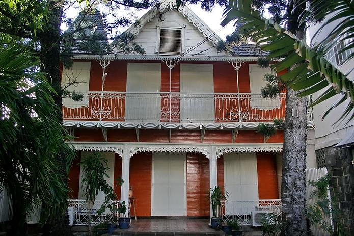 Port-Louis, capitale de Maurice
