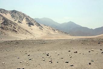Site archéologique de Caral 015