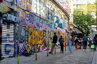 Paris Belleville 007