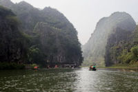 Ninh Binh – la baie d'Halong terrestre