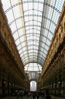 Galerie Victor Emmanuel II, Milan
