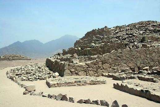 Site archéologique de Caral 010