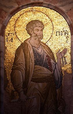 Mosaïque - Saint-Sauveur in Chora