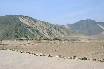 Site archéologique de Caral 013