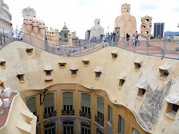 Casa Mila (Barcelone) 015