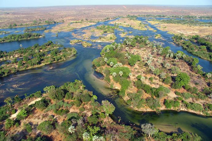 Chutes Victoria & fleuve Zambèze 006