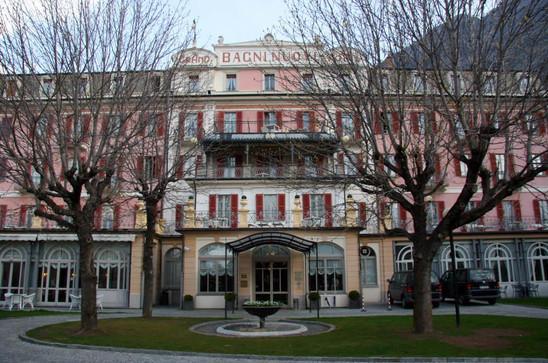 Grand Hotel Bagni Nuovi a Bormio
