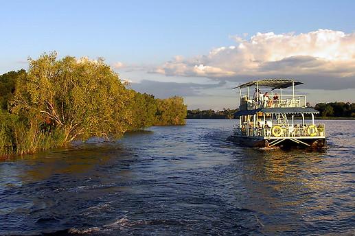 Chutes Victoria & fleuve Zambèze 005