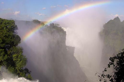 Chutes Victoria & fleuve Zambèze 004