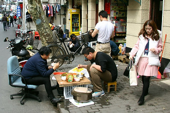 Shanghaï by day