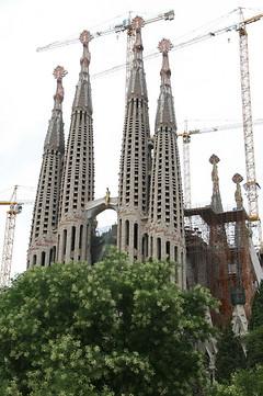 Sagrada Familia (Barcelone) 001