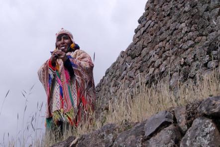 Portraits au Pérou 035