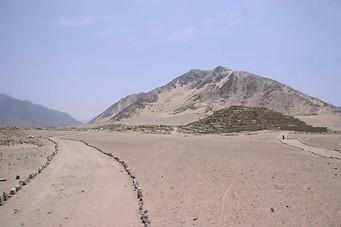 Site archéologique de Caral 014