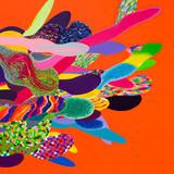 Color Phantasmagoria (부분1) 2012 364x182cm oil on canvas