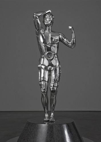 future lyricism 2009s4 2011 18x10x49cm stainless steel