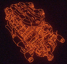"""Lap_time_7963""""(Lamborghini)_120x160cm_pi"""