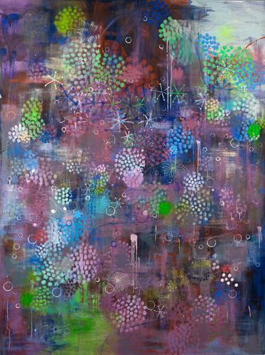 Spritoso 04 달콤한 항복 2011 244x 182cm oil on canvas