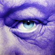 Churchill's Eye  2017  Oil on aluminum  145 x 140 cm